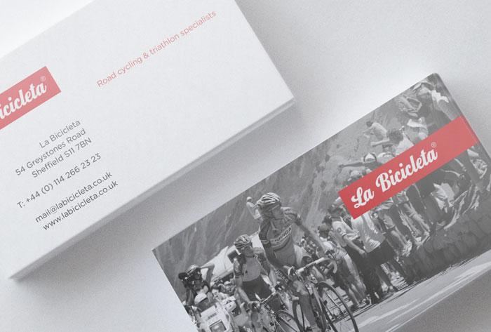 la_bicicleta_business_card