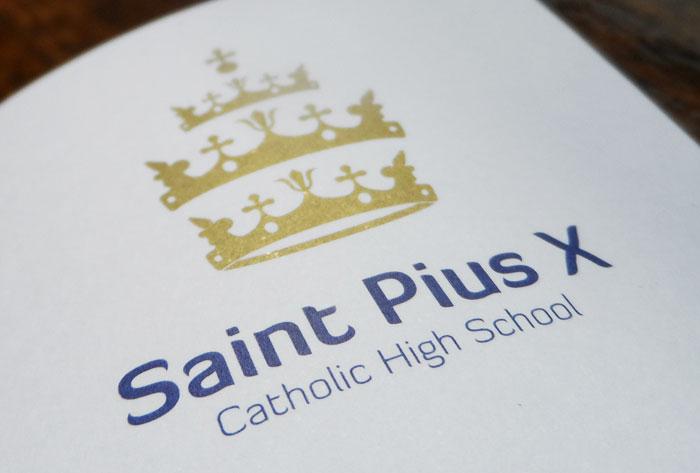 st-pius-x-school-logo