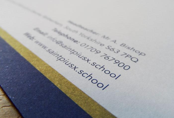 st-pius-x-school-stationery-detail
