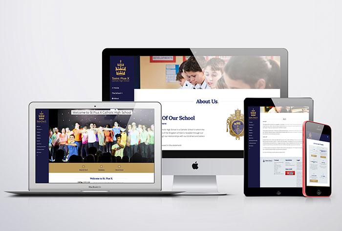 st-pius-x-school-website