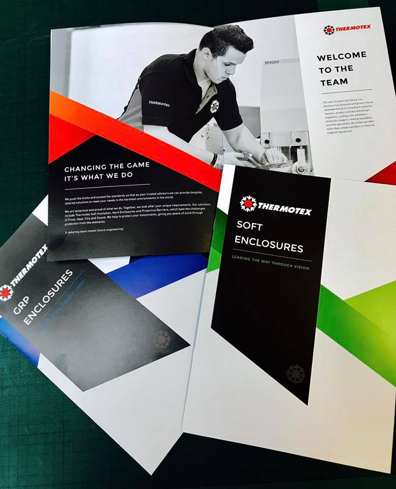thermotex brochures