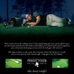 hotel print advert design