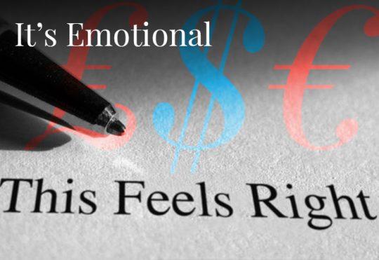 It's Emotional