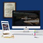 william whitleley website design